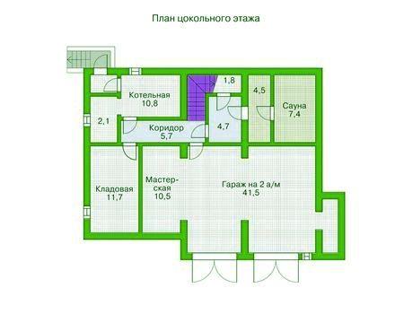Построить цокольный этаж своими руками